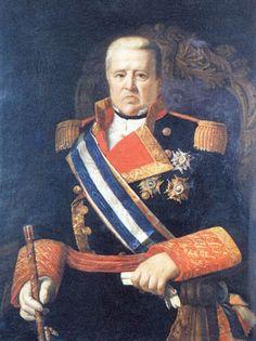 21º Capitán General de la Armada Española. José Rodríguez-Arias y Alvárez-Campana 1849