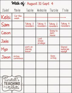 The Teacher Cheat Sheet--free daily documentation made easy!!!