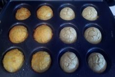 Sometimes I don't feel like kneading, letting rise and so on. Then these yeast free, quick bread rolls come in handy. You can of course use other (or no) herbs. Yeast Free Diet, Yeast Free Recipes, Yeast Free Breads, No Yeast Bread, Baking Recipes, Spelt Recipes, Bread Recipes, Paleo Bread, Hamburger Recipes