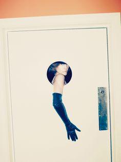 Opening Act | Bergdorf Goodman Fall 2012 by Arnaud Pyvka