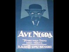 Ave negra - Orq. Roberto Firpo canta Carlos Varela (28-05-1930)