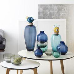 #Vase #Deko Fusione & Papageno #leonardoglasliebe