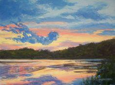 Hudson Valley Painter » Golden OPEN Acrylic Paintings