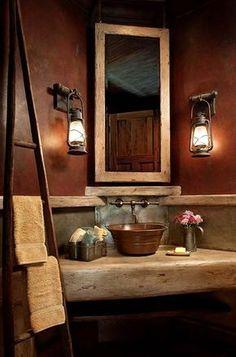 Banheiro lavabo