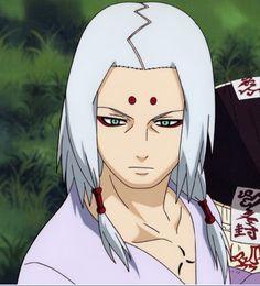 Naruto series: Kimimaro