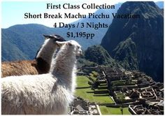 Visit all of the must see Inca and Colonial Highlights in and around Cusco and the Sacred Valley of the Inca in Private Service while staying at the Superior 4* Casa Andina Private Collection Hotel.