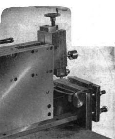Metal Shaper by S.S. Miner -- Homemade manually operated metal shaper constructed from plans. http://www.homemadetools.net/homemade-metal-shaper