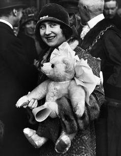The queen mother 1925