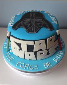 star wars cake - via @Craftsy