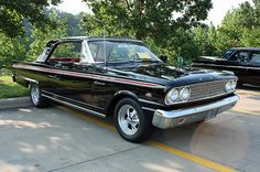 1963 Ford Fairlane 500 Sports Coupe (2 of 9)