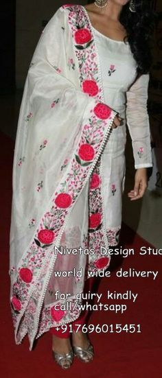 Punjabi Suits — for enquiry kindly send msg or call +917696015451, & for…