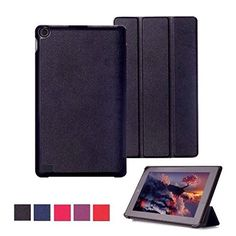 buy now   									£6.99 									  									This item is a sight for sore eyes for anyone who wants to protect their new Fire 7″ Tablet. This slim ,very popular case has an executive  ...Read More