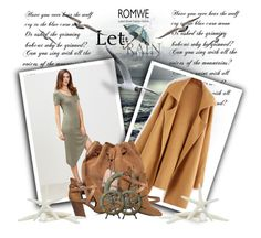 """""""romwe"""" by mediva-284 ❤ liked on Polyvore featuring UGG and H London"""