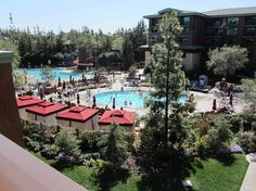 Villas at Disney's Grand Californian- Disneyland California
