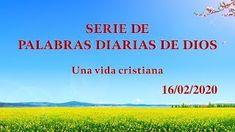 #RelámpagoOriental #Evangelio #LaPalabraDeDios #LaPalabraDeSeñor #VideosCristianos #LaVidaEterna #ElReinoDeDios #EspírituSanto #ElSeñorJesús #LaObraDeDios #LaVozDeDios  #LosÚltimosDías #ElAguaDeVida #LaVoluntadDeDios #LaSegundaVenidaDeJesús Daily Word, Word Of God, Documentaries, Words, Videos, Youtube, Yule, Holy Spirit, The Kingdom Of God