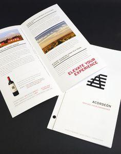 Acordeon - Argentina Freixenet, Argentina Brochure Spread 1