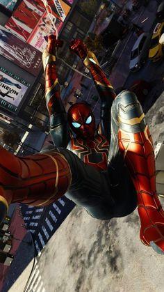 Top Spiderman Wallpapers - Far From Home, Into the Spider-Verse - Update Freak Spiderman Wallpaper 4k, Spiderman Art, Avengers Wallpaper, Amazing Spiderman, Parker Spiderman, Hulk Art, Marvel Comics, Marvel Memes, Marvel Avengers