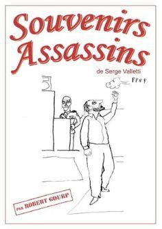 affiche Souvenirs Assassins last mail