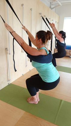 1000 images about iyengar yoga rope wall standing poses