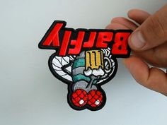 Barfly Patch