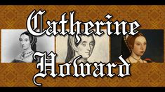 Catherine Howard fifth wife of Henry VIII updated Narrated #Catherinehoward #HenryVIII #Tudor #History Katherine Howard, Wives Of Henry Viii, Tudor Era, Queen Of England, Tudor History, Rose, Pink, Roses