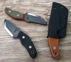 Bush-Monkey Knives | Pointy Things
