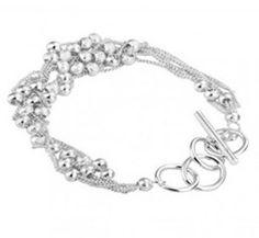 Tiffany & Co Chain Beads Bracelet