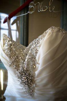 swarovski crystal wedding brooch laurel by edenluxebridal