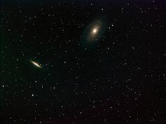 Galaxies Shining in the Night (NASA, Marshall, 05/01/13)