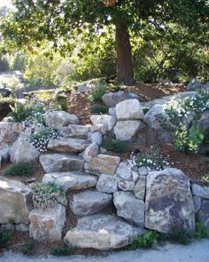 Amazing Rock Garden Ideas For Backyard 44