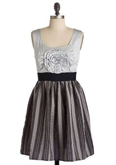 Anthropology Boutoiniere dress - I know I can make this!