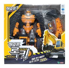 Tobot Athlon Rocky Transformer Transforming Robot Car Power Shovel Toy 2016 for sale online Animation Character, Shovel, Car Accessories, Transformers, Robot, Seasons, Toys, Ebay, Auto Accessories