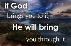 yes he will!