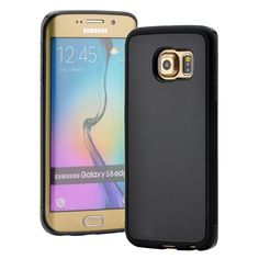 Magical Nano Sticky Anti Gravity Phone Case for Samsung S6 Edge - Black Works with: Samsung Galaxy S6 Edge Black Material: PC+TPU, Protect your phone from scratch and shock Case with Nano-suction material that sticks to glass, mirrors, whiteboards, metal, kitchen cabinets or tile, car gps and most smooth, flat surfaces Works perfectly with all phone functions including gps, wifi, apple pay, 4G, NFC, Bluetooth Note: if the sticky part got dirty and not able to stick on the wall, you can wipe…