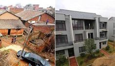Multimillionaire Bulldozed Decrepit Hometown To Build Luxury Condos For Everyone As A 'Thank You'