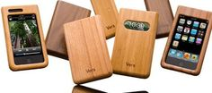 Eco-friendly cell phone covers