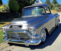 Chevy Trucks Klassiker - My list of the best classic cars Gmc Trucks, Rat Rod Trucks, Custom Pickup Trucks, Classic Pickup Trucks, Old Pickup Trucks, Chevrolet Trucks, Cool Trucks, Gmc Pickup, Diesel Trucks