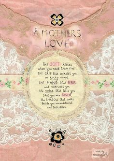 A Mothers Love ❥