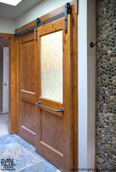 how to make a pocket door in an existing wall - Google Search