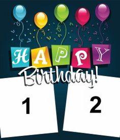 Tarjeta de cumpleaños con marco de fotos rojo, globos y pasteles para - Fotoefectos Happy Birthday Frame, Happy Birthday Pictures, Birthday Frames, Happy Birthday Balloons, Rey, Cute Love, Happy Birthday Photos, Personalised Birthday Cards, Birthday Postcards