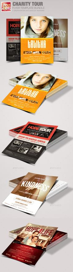 Consider Poor Charity Flyer Template | Flyer Template