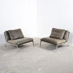 Located using retrostart.com > Happy Lounge Chair by Antonio Citterio for Flexform