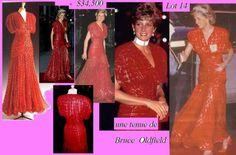 Princess Diana's Gown - Lot 14