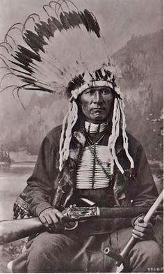 Northern Cheyenne man - no date