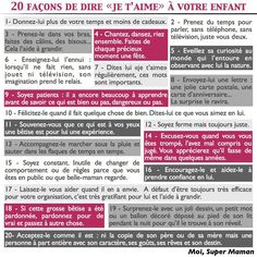 Citations Images - (page - Christiane Kolly Adhd, Respect Life, French Language, Positive Attitude, Discipline Positive, Zen Attitude, Facon, Kids Education, Kids And Parenting
