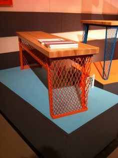 Mesh Table by Horgan Becket