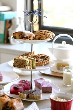 Hosting an afternoon tea? Come and see some quick, simple and delicious ideas