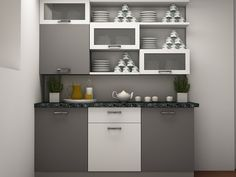 5 Classy Crockery Cabinet Designs :http://blog.capricoast.com/5-classy-crockery-cabinet-designs/