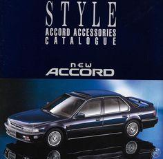 Honda Accord, Japan, Japanese