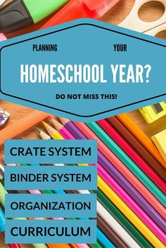 Do not miss out on these amazing resources. Planning your homeschool year is simple with these tips, tricks, and ideas! Homeschool Kindergarten, Homeschool Curriculum, Preschool, Teaching Kids, Teaching Resources, Homeschooling Resources, School Plan, School Ideas, Daycare Ideas